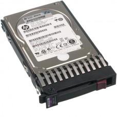 "581311-001 HP 600GB 2.5"" SFF 6G Dual Port SAS 10K RPM Hot Plug Hard Drive"